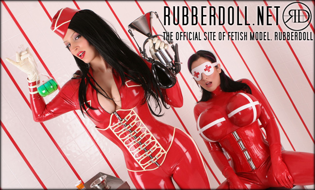 Visit Rubber Doll!