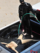Lucy in the Water with Latex