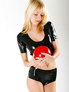 Red ball fetish