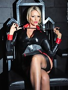 Mistress in the Dungeon
