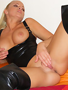 Latex Dildo Mistress