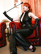 Dominant MILF Red