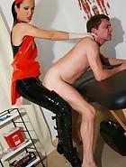 Kinky and deep anal examination, pic #13