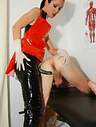 Kinky and deep anal examination, pic #10