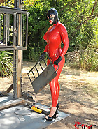 At the Mercy of Ruby Rubber, pic #4
