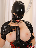 Latex Lady of Mystery, pic #5