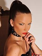 Elegant Mistress masturbates, pic #8