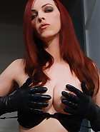 Leather gloves, pic #8