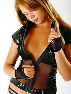 Nylons and leather, pic #4