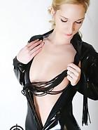Black catsuit, pic #11