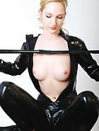 Black catsuit, pic #13