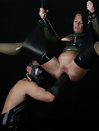 Suspended Anal Fisting, pic #4