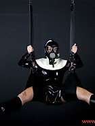 Pissing Rubber Nun, pic #1