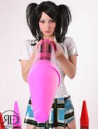 Latex Schoolgirl, pic #4