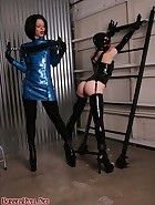 Rubber Hooded Slave, pic #7