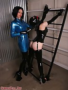 Rubber Hooded Slave, pic #10