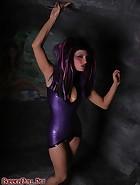 Kinky Gothic Girl, pic #2