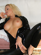 New Latex Catsuit, pic #6