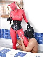 Latex in the Tub, pic #8