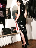 Real life latex fitting in Munich, pic #14
