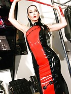 Real life latex fitting in Munich, pic #2