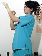 Dentist Shamira loves to tease, pic #2