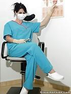 Dentist Shamira loves to tease, pic #5