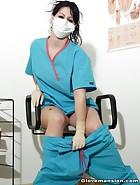 Dentist Shamira loves to tease, pic #8